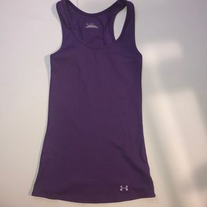 Under Armour Ribbed Racerback Tank